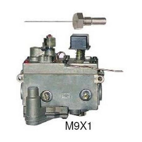 TIQ6104-VALVE MINISIT FRITEUSE FIXATION TC M9X1 ENTREE 1/2F SORTIE