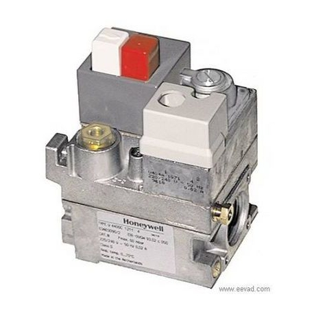 TIQ6116-VALVE HONEYWELL V4400C POUR FOUR FIXATION ASA 11/32 230V 50H