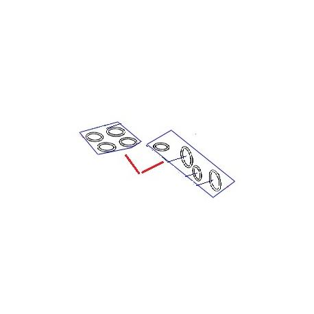 IQ7598-JEU DE JOINTS TORIQUE