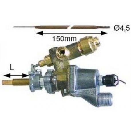 TIQ6253-THERMOSTAT GAZ 300ØC ORIGINE