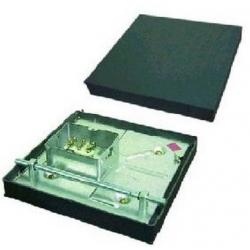 PLAQUE ELECTRIQUE PIVOTANTE 300X300MM 3000W 230V