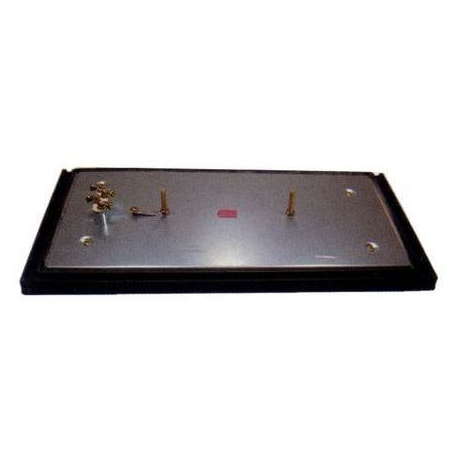 TIQ62978-PLAQUE ELECTRIQUE 600X300MM 5000W 380/400V