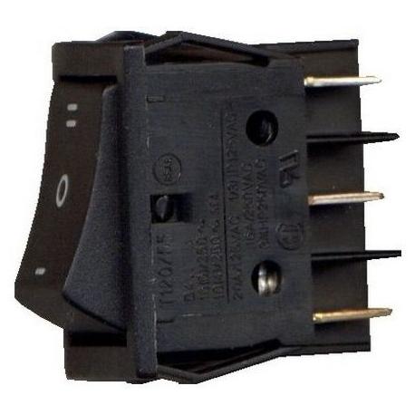 TIQ62064-BOUTON 16A 250V 3 POS ORIGINE