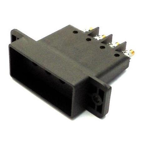 NZQ653-CONNECTEUR FRITEUSE 95X30MM