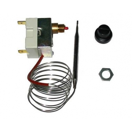 ERRYR5555452-THERMOSTAT 250V AC 16A TMAXI 165°C CAPILAIRE 94MM BULBE:80MM