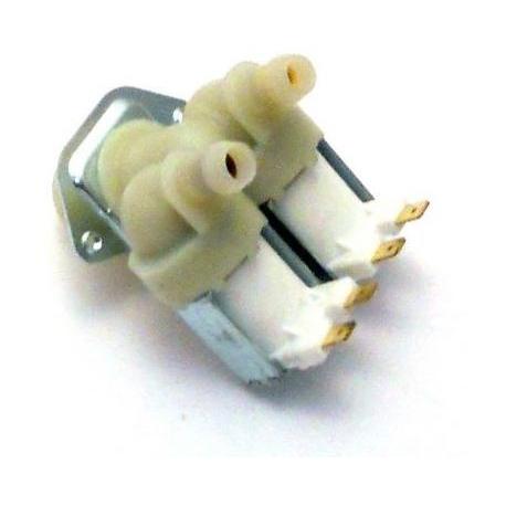 FPQ666-ELECTROVANNE DOUBLE DROIT ENTRE 3/4'