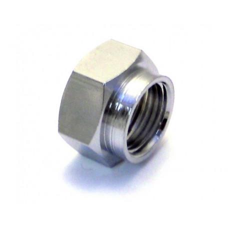 TIQ70160-RACCORD CHROME 3/4F X 1/2F