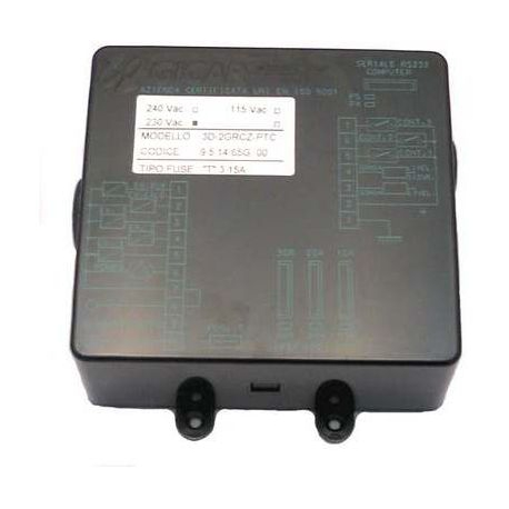 IQ496-CENTRALE DE NIVEAU ORIGINE 3D 2GRCZ-PTC 230V