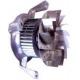 TIQ63744-MOTEUR R2E180AH0510 115W 230V MONOPHASE