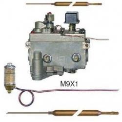 VALVE MINISIT TC M9X1 ENTREE 1/2F SORTIE 3/8F TMINI 30°C TMA