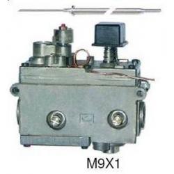 VALVE MINISIT FRITEUSE FIX TC M9X1 ENTREE 1/2F SORTIE 3/8F