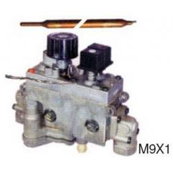 VALVE MINISIT FIXATION TC M9X1 ENTREE 1/2F SORTIE 3/8F TMINI