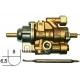 TIQ6453-ROBINET PEL 25ST THERMOSTATIQUE RAC TC M9X1 ENTREE M16X1.5MM