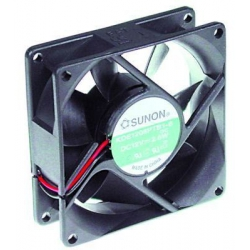 VENTILATEUR AXIAL 80X80X25MM