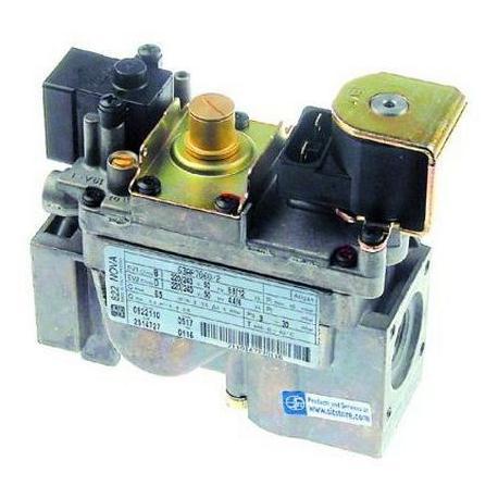 TIQ75677-VALVE NOVASIT 822 230V 50HZ ENTREE 1/2F SORTIE 1/2F