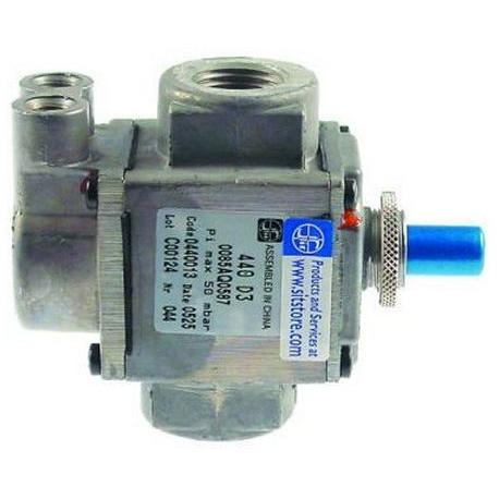 TIQ75609-VALVE D3 FIXATION TC M9X1 ENTREE 1/2F SORTIE 1/2F