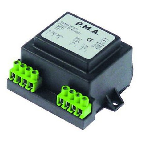 TIQ75721-TRANSFORMATEUR 6VA 230V-12V