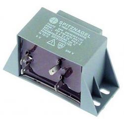 TRANSFORMATEUR 3.8VA 230V-9V