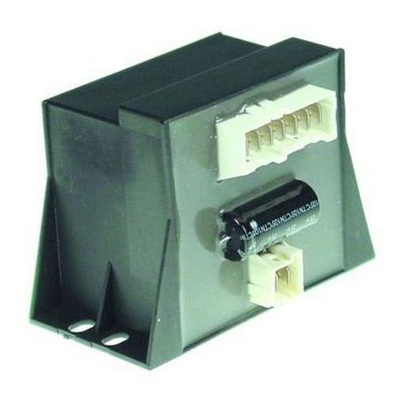TIQ75737-TRANSFORMATEUR 25VA 230V-12VDC