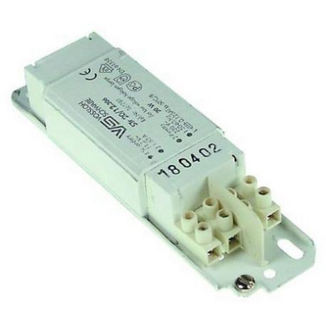 TIQ75731-TRANSFORMATEUR 20W 230V-11.5V ORIGINE KUPPERSBUSCH