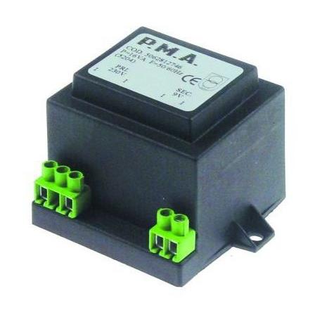 TIQ75746-TRANSFORMATEUR 16VA 230V-9V