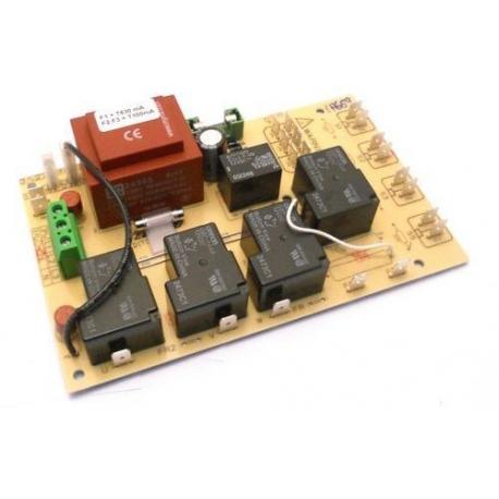 QFQ5Q8079-CARTE PUIS. III EQ EPLUCHEUSE ORIGINE DITO SAMA-ELECTROLUX