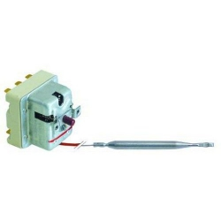 THERMOSTAT SECURITE 400V 10A TMAXI 250°C CAPILAIRE 1600MM