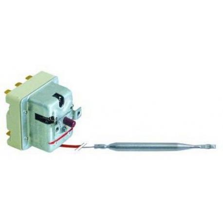TIQ75922-THERMOSTAT SECURITE 400V 10A TMAXI 250°C CAPILAIRE 1600MM