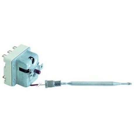 TIQ75937-THERMOSTAT DE SECURITE + PE M10X1 400V AC 10A TMAXI 230°C