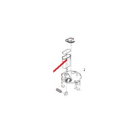 QFQ5Q1756-BOITIER FILTRE T5E ORIGINE DITO SAMA-ELECTROLUX