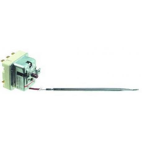 TIQ75085-THERMOSTAT 0.5A TMAXI 120°C íSONDE:4MM