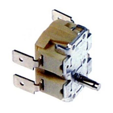 TIQ75095-THERMOSTAT CONTACT 63/80øC