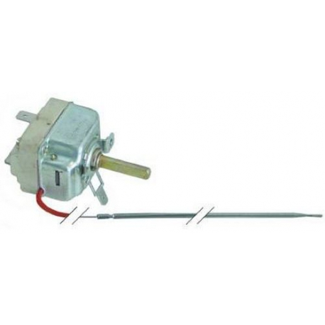 TIQ75038-THERMOSTAT TMINI 60°C TMAXI 150°C MONOPHASE CAPILAIRE 900MM