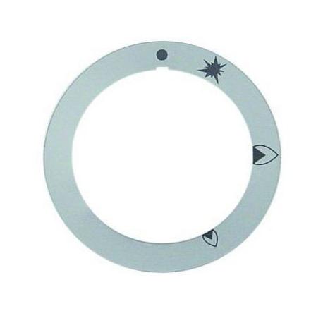 TIQ75103-SYMBOLE MANETTE ROBINET GAZ