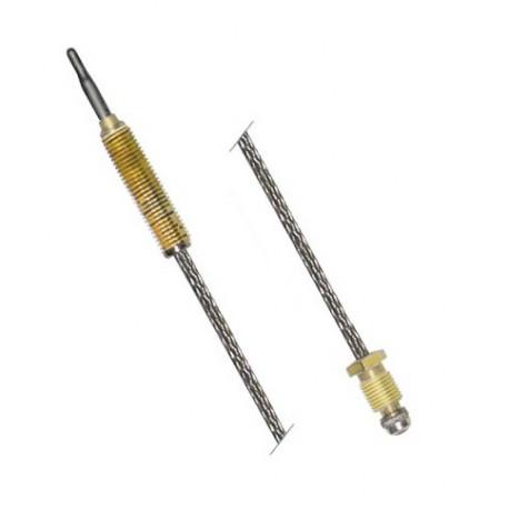 TIQ7513-THERMOCOUPLE F1 FLEXIBLE M8X1 L:900MM