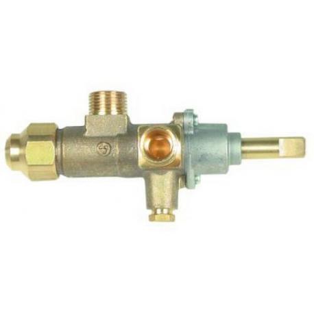 TIQ76627-ROBINET GAZ CAL 3200 0.90