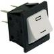 TIQ665589-INTERRUPTEUR BIPOLAIRE 250V 16A L:30MM L:22MM BLANC