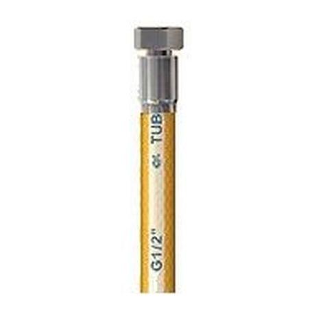 TIQ66077-FLEXIBLE GAZ TUBOGAZ FF 1/2
