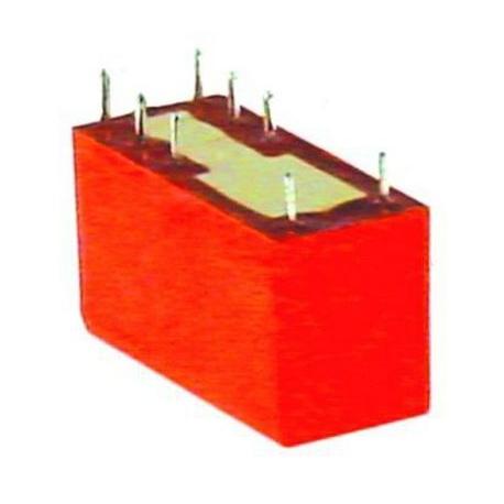 TIQ76450-RELAIS AVEC FICHE 2-POLE
