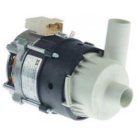 TIQ77503-POMPE HANNING UP30-890 VIDANGE 100W 200-240V 50/60HZ