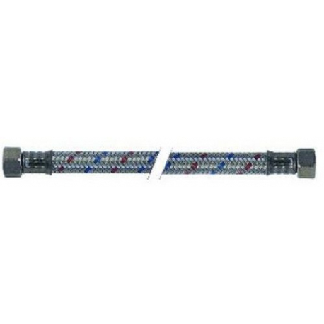 TIQ66128-FLEXIBLE INOX 3/4 FF L500MM