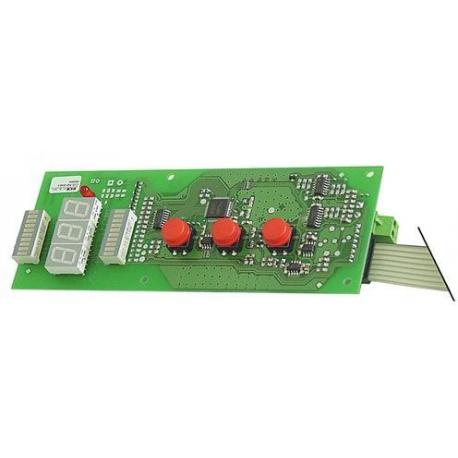TIQ77617-PLATINE FOUR PIZZA TECHNO30-TECHNO35-VIP L:175MM L:65MM