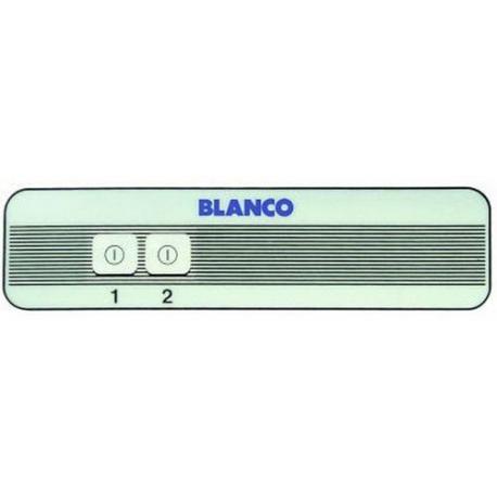 TIQ77782-PLASTRON 2-TOUCHES