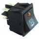 TIQ62057-BOUTON 16A/250V 30X22 TASSES
