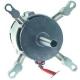 TIQ77045-MOTEUR 0.55KW LAFERT:FB80 4/8