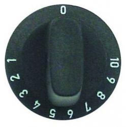 MANETTE THERMOSTAT 1-10 D28MM