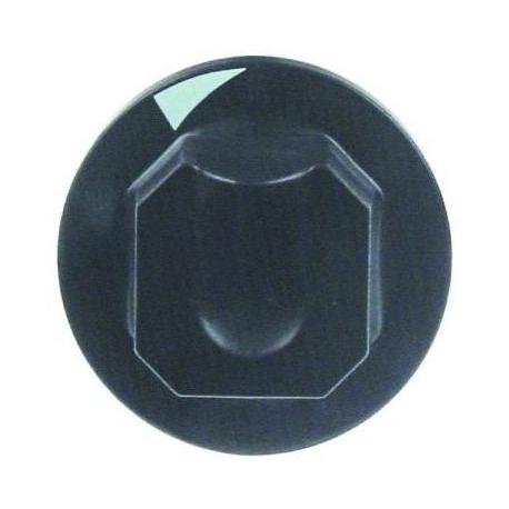 TIQ77213-MANETTE D70 NOIRE AXED6X4.6MM