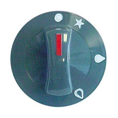 TIQ77391-MANETTE ROBINET GAZ VEILLEUSE