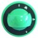 TIQ77300-MANETTE ROBINET GAZ NOIRE ORIGINE ITW