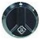 TIQ77315-MANETTE ROBINET GAZ VEILLEUSE